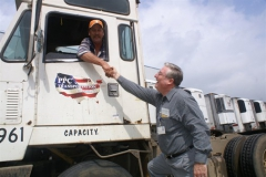 Chaplain Care Stories at Food Distribution Centers