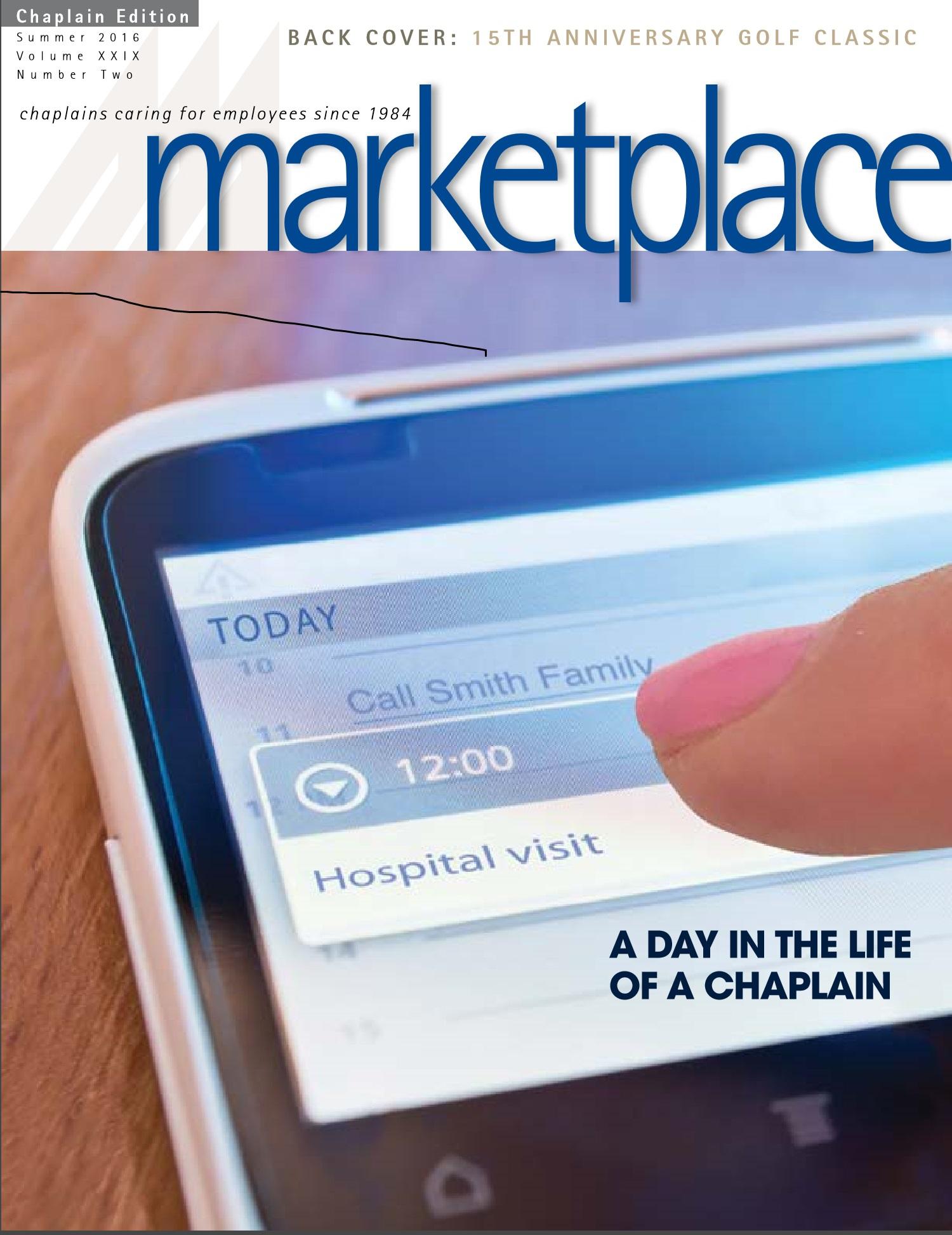 Marketplace Magazine Summer 2016 Issue