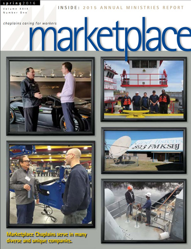 Marketplace Magazine Spring 2016 Issue