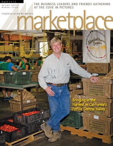 Marketplace Magazine Spring 2015 Issue