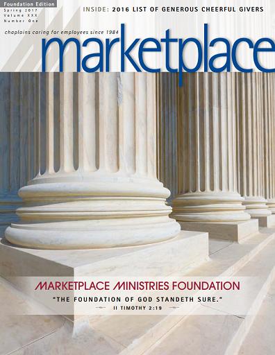 Marketplace Magazine Spring 2017 Issue